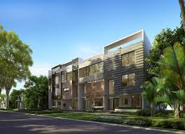 design guidelines the gables new town townhouses approved for coral gables with new design