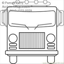 hite fire truck coloring coloring free vehicle