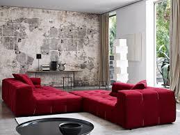 Wall Furniture Ideas Living Room 42 Modern Rustic Apartment Living Room Interior