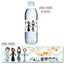 Water Halloween Costume Chevron Halloween Costumes Water Bottle Label