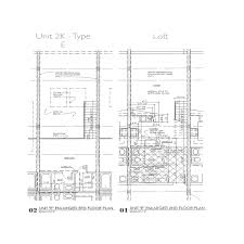 O2 Floor Plan by One Bedroom Floor Plans Plant Zero