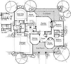 4 Bedroom Farmhouse Plans 161 Best House Plans Images On Pinterest House Floor Plans