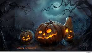 happy halloween funny images monkey with halloween pumpkins come see our world funny halloween