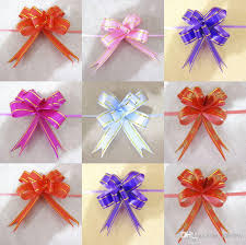 bows and ribbons pull bows ribbons artificial flowers gift wrapping christmas
