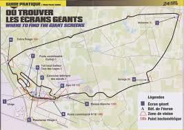 map of le mans le mans 24 maps home page