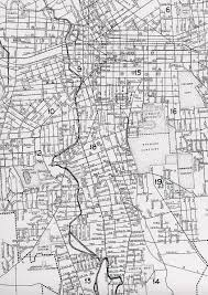 Syracuse Map Shades Of Oakwood Syracuse Map 1944