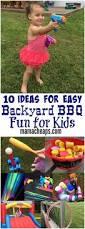 backyards chic 10 ideas for easy backyard bbq fun kids 3 wedding