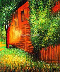 popular landscape painting famous buy cheap landscape painting