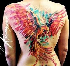 die besten 25 tattoo bunt ideen auf pinterest watercolor tatoos