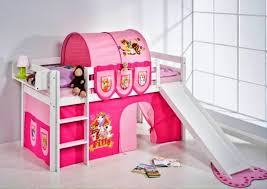 Childrens Bunk Bed With Slide Bunk Bed With Slide For Children S Rooms The New Way Home Decor
