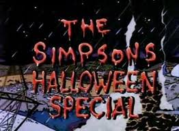 Simpsons Treehouse Of Horror I - the simpsons treehouse of horror i james zaworski u0027s blog