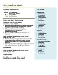 Work Resume Template by Free Resume Templates You Ll Want To In 2017 Downloadable