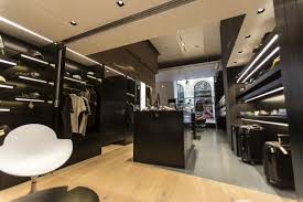 mercedes showroom interior vanda designers project mercedes me store