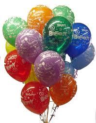happy birthday balloon twigs your florist in yerington nevada nv flowers in yerington