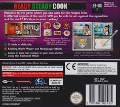 ready steady cook nintendo ds amazon co uk pc u0026 video games