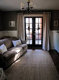Hanging Interior French Doors Was Dining Room Now Living Room Painted Doors Cozy Room And
