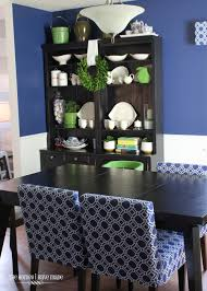 styling bookcases as a dining hutch the homes i have made