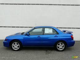 2002 wr blue pearl subaru impreza wrx sedan 8926625 gtcarlot