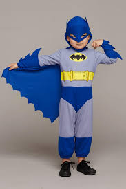 batman costume kids chasing fireflies