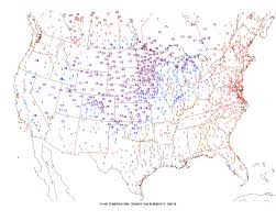 Turbulence Map Usa National Weather Connections
