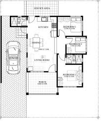 create floor plans house plans single story simple house design with a total floor area of 100