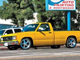 Maaco Paint Price Estimates by 1989 Chevy S10 Maaco Paint Paint Sport Truck Magazine