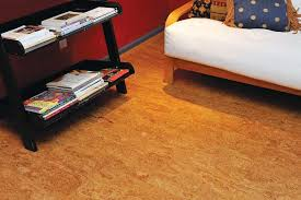 Cork Flooring In Basement Cork Floors In Color All Home Design Solutions