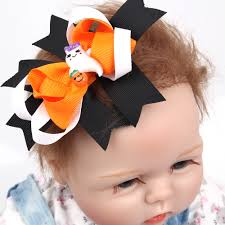 online get cheap halloween hair bows aliexpress com alibaba group