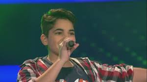 The Voice Kids Blind Auditions 2014 Soufjan Applause Lady Gaga The Voice Kids 2014 Germany