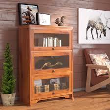 Particle Board Bookcase Loon Peak Glastonbury Standard Bookcase U0026 Reviews Wayfair