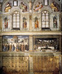 new liturgical movement raphael in the sistine chapel a unique