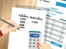 how to put a check on a prepaid card 3 ways to check your credit card balance wikihow