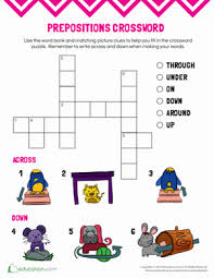 worksheets for prepositions free worksheets library download and