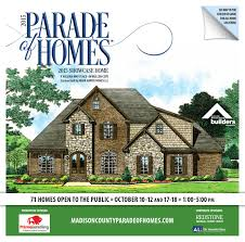 Dr Horton Cambridge Floor Plan 2015 Parade Of Homes Guidebook Final By Huntsville Madison County