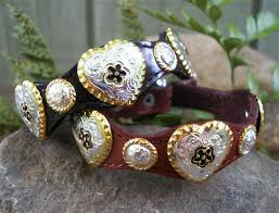 leather hand bracelet images Texas hill country western jewelry celtic heart concho belt buckle jpg