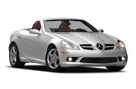 2007 mercedes benz slk class new car test drive