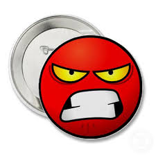 angry face pics cliparts