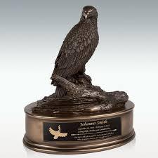 funeral urn grand eagle cremation urn engravable