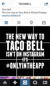 taco bell now lets you order food from your phone