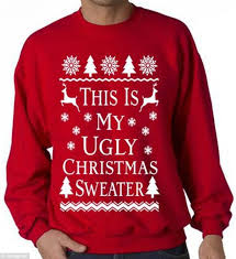 this is my sweater ahead of jumper day femail reveals