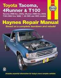 28 99 tacoma service manual 59272 99 toyota tacoma oem