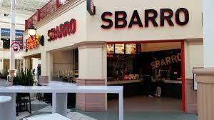 sbarro overhauls food operations store design following hq move