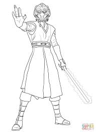 plo koon coloring free printable coloring pages