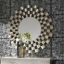 15 ideas of large round wall mirrors