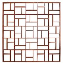 room devider midcentury geometric room divider mid century modern folding