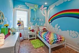 Colorful Wall Murals For Childrens Room - Kids room wallpaper murals