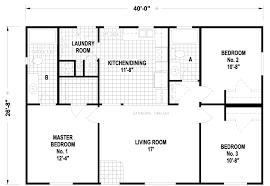 2 bedroom floor plans 32x44 homes zone