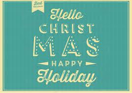 hello christmas vector background download free vector art