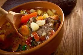 cuisine en allemand eintopf plat allemand traditionnel de cuisine photo stock image