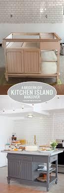diy island kitchen 23 best diy kitchen island ideas and designs for 2018